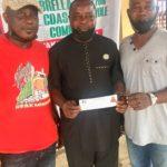 IFAKO IJAIYE CDC CHAIRMAN REGISTERS AND ADVISES RESIDENTS TO DO SAME